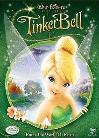 Tinker Bell (film) - Image: Tinker Bell DVD