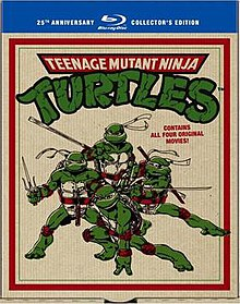 Teenage Mutant Ninja Turtles Film Series Wikipedia