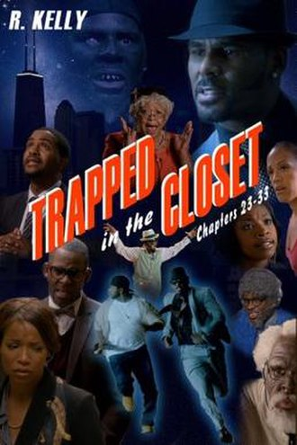 Trapped in the Closet: Chapters 23–33 - Image: Trapped In The Closet The Saga Continues