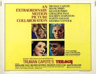 <i>Trilogy</i> (film) 1969 film by Frank Perry