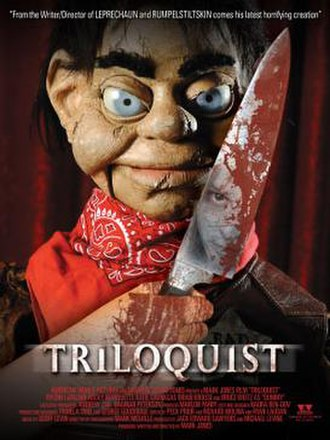 Triloquist - Theatrical poster