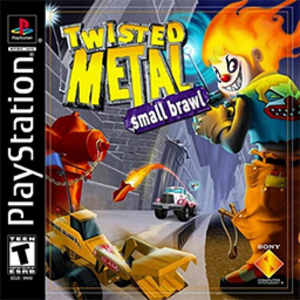 Twisted Metal: Small Brawl - Image: Twisted Metal Small Brawl Coverart