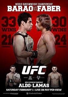 UFC 169 UFC mixed martial arts event in 2014