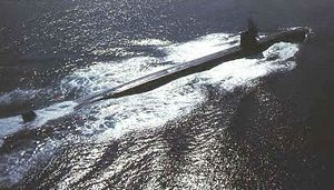 USS Baton Rouge (SSN-689) - USS Baton Rouge - Navy photo