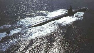 USS <i>Baton Rouge</i> Los Angeles-class nuclear-powered attack submarine of the US Navy