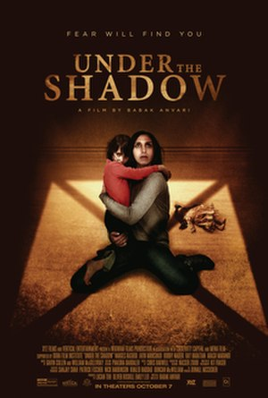 Under the Shadow - Theatrical release poster