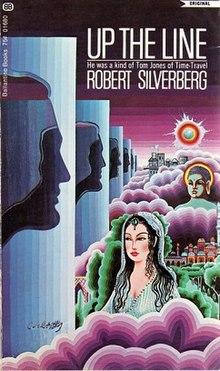 Up the Line (Ballantine SF, 01680), Robert Silverberg