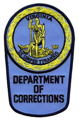 Virginia Department of Corrections - Image: Virginia State DOC