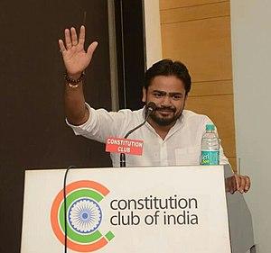 Vishnu Gupta - Vishnu Gupta at The Heroes Award