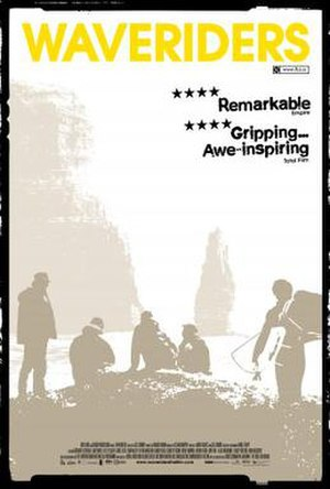 Waveriders - Image: Waveriders Film Poster