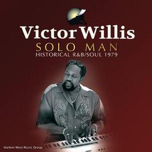 Solo Man (album) - Image: Willis Solo Man