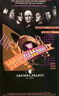 WrestleMania IX 1993 World Wrestling Federation pay-per-view event