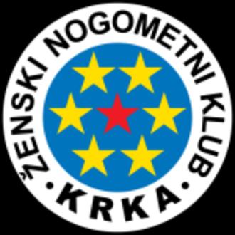 ŽNK Krka - Club crest