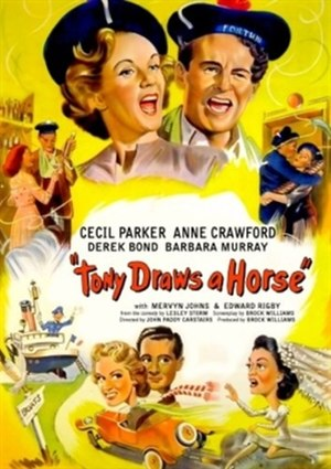 Tony Draws a Horse - Original theatrical poster
