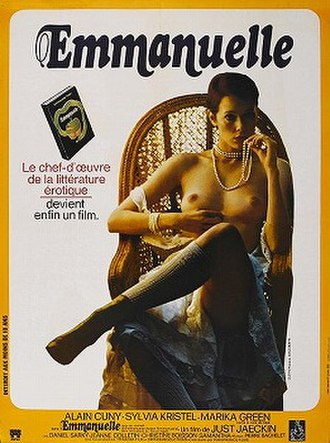 Emmanuelle (film) - Theatrical release poster