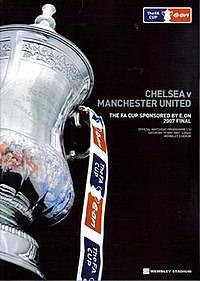 2007 FA Cup Final programme.jpg