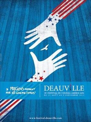 2012 Deauville American Film Festival - Festival poster