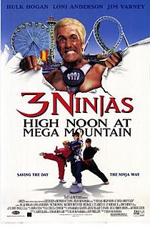 <i>3 Ninjas: High Noon at Mega Mountain</i>