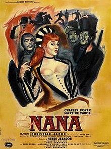 Nana 1955 Film Wikipedia