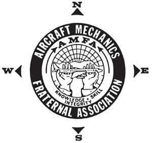 Aircraft Mechanics Fraternal Association - Image: AMFA logo