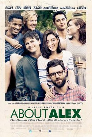 About Alex - Film poster