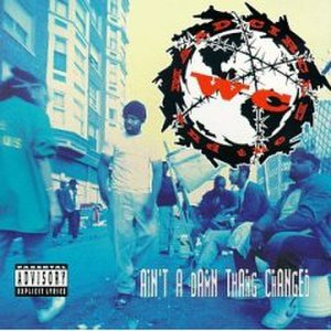Ain't a Damn Thang Changed - Image: Aint a damn thang changed