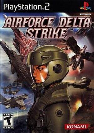 Airforce Delta Strike - Image: Airforce Delta Strike