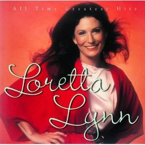 All Time Greatest Hits (Loretta Lynn album) - Image: All Time Greatest Hits (Loretta Lynn album)