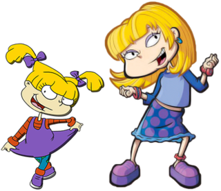 Angelica Pickles Fictional character