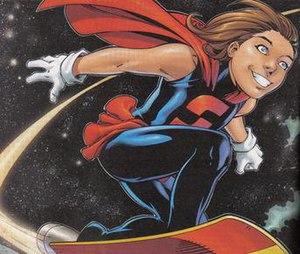 Supergirl (Ariella Kent) - Image: Ariella SG