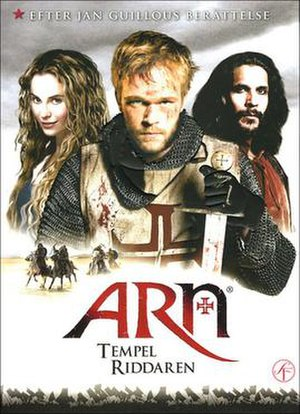 Arn – The Knight Templar - Theatrical poster