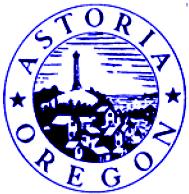 Official seal of Astoria, Oregon