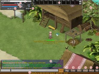 Asura (video game) - A screenshot from Asura