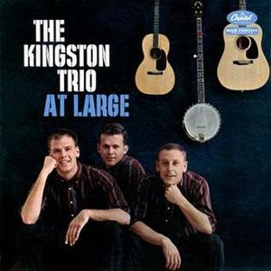 At Large (album) - Image: At Large The Kingston Trio