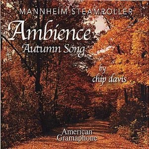 Autumn Song (Mannheim Steamroller album) - Image: Autumn Song (album)