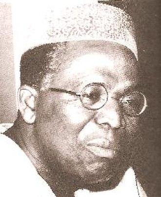 Obafemi Awolowo - Image: Awolowo Obafemi