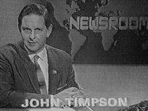 Today (BBC Radio 4) - John Timpson: Presenter 1970–86