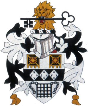 British Computer Society - The Coat of Arms of the British Computer Society.