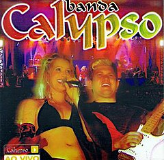 cd banda calypso vol 18 eternos namorados