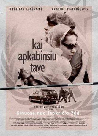 Back to Your Arms - Lithuanian poster