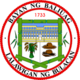 Official seal of Baliuag