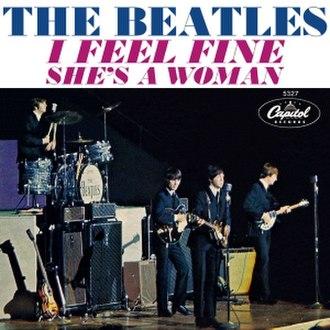I Feel Fine - Image: Beatles I Feel Fine