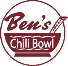 Ben's Chili Bowl logo.png