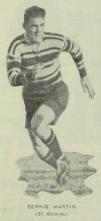 Bernard Martin (rugby league) Australian rugby league footballer