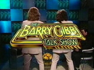 The Barry Gibb Talk Show - Opening title for The Barry Gibb Talk Show.
