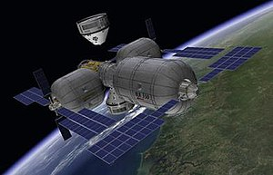 Bigelow Commercial Space Station - Image: Bigelow Commercial Space Station