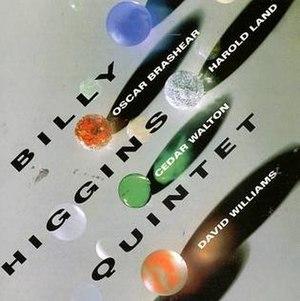 Billy Higgins Quintet - Image: Billy Higgins Quintet