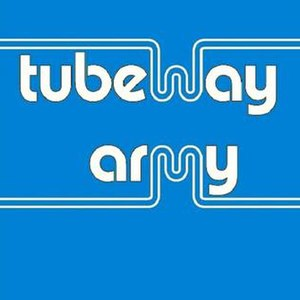 Tubeway Army (album) - Image: Bluealbum