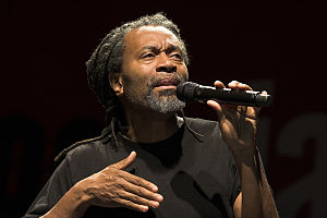 Bobby McFerrin photo by Szaniszlo Ivor 2