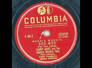Boo-Woo - Image: Boo Woo Record Label